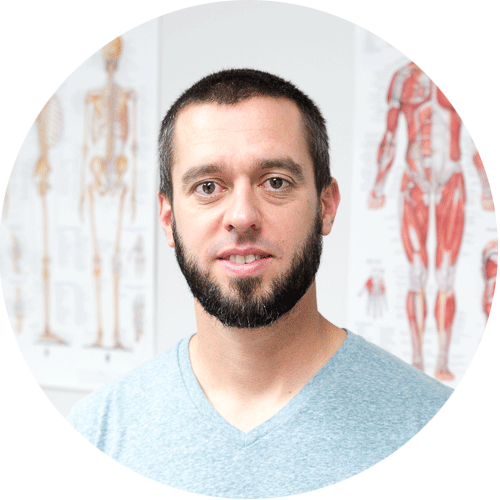 The Active Chiropractic Team: Andy Jubenville - Registered Massage Therapist